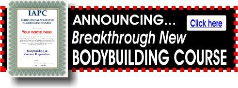 Bodybuilding Women Program